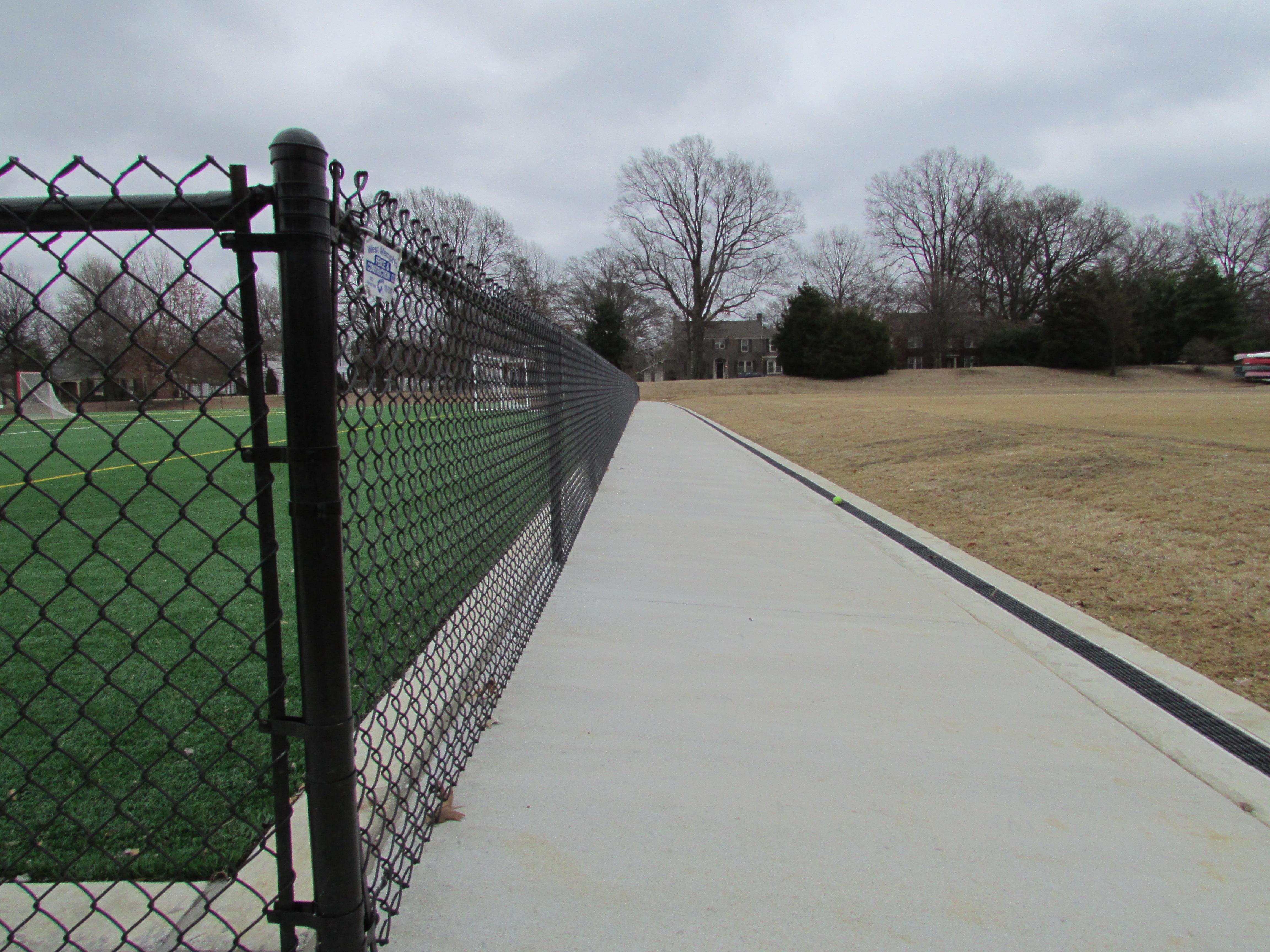 Rhodes College Synthetic Turf Field Hockey Field -